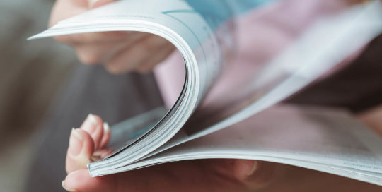 Medienagentur Werbenetzwerk gestaltet komplette Beilagen und Magazine